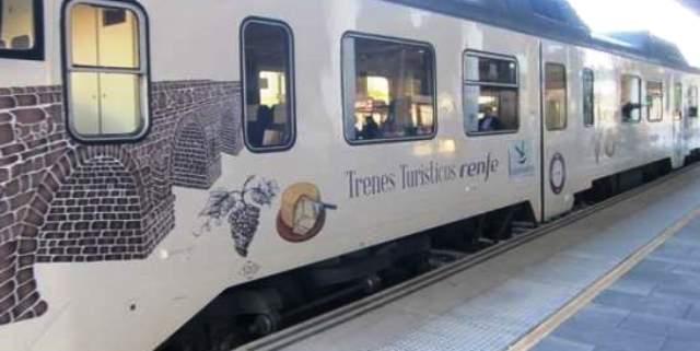 El Gobierno de Castilla-La Mancha quiere promocionar la región con la 'complicidad' de Renfe