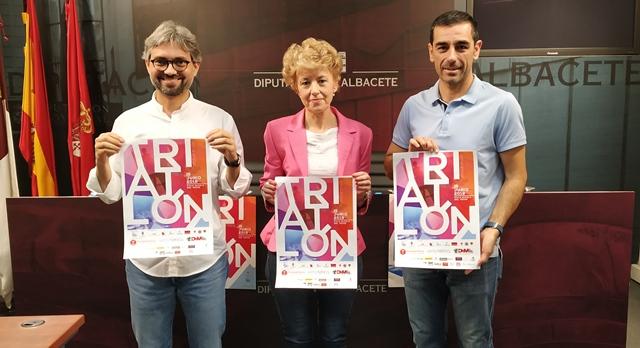 Alcalá del Júcar prepara la sexta edición de su triatlón en un entorno natural increíble