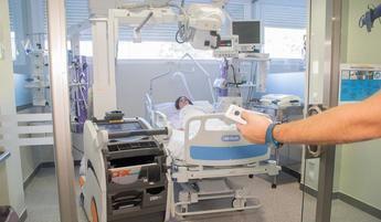 El Sindicato de enfermería Satse denuncia que 36 provincias, entre ellas todas las de C-LM, no tienen suficientes camas UCI