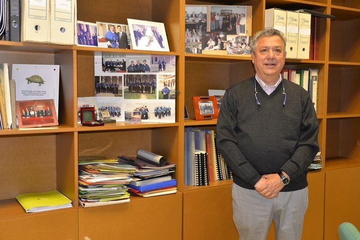 Químicos de C-LM distinguen al catedrático de UCLM Antonio de Lucas Martínez con el premio a la trayectoria científica
