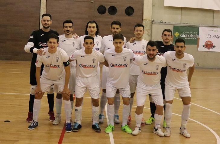 El UDAF logra su tercera victoria consecutiva frente al Racing de Alcázar (9-1)