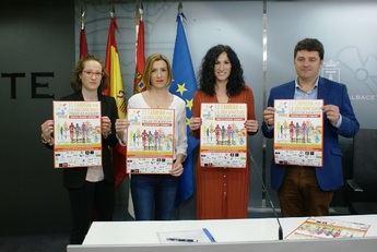 La asociación Un@más celebra el sábado la II edición de la carrera por la Discapacidad 'Ciudad de Albacete'