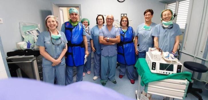 La Unidad del Dolor del Hospital de Cuenca incorpora una técnica para el tratamiento de la neuralgia por radiofrecuencia