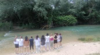 La Unidad de Trastornos de la Conducta Alimentaria de Albacete retoma actividades terapéuticas en grupo en exterior