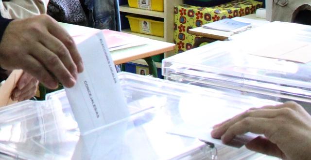 La participación en las elecciones autonómicas en Castilla-La Mancha a las 14:00 horas es del 37,35 por ciento