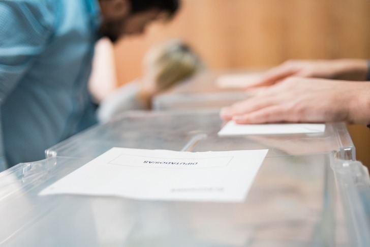La primera mesa electoral de Castilla-La Mancha se constituyó en Abengibre (Albacete) a las ocho de la mañana