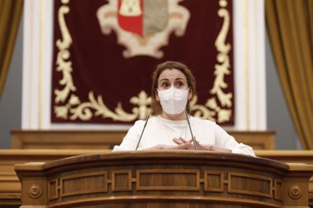 La diputada regional de Cs Úrsula López dejará su escaño en las Cortes de C-LM