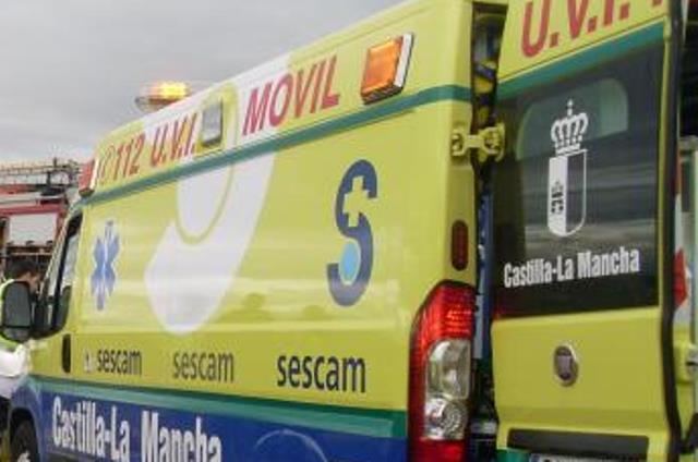 Un hombre resulta herido grave tras caer sobre las vías del tren en Albacete al recibir una descarga en un poste eléctrico