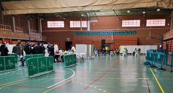 El ritmo de vacunación en Castilla-La Mancha permite que descienda la incidencia acumulada de coronavirus