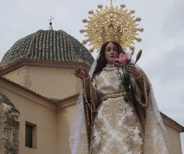 Los Mayos a la Virgen del Rosario, tradición y cultura en Valdeganga