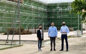 Letur (Albacete) puede arreglar su frontón municipal por un 'empujón' económico de la Diputación de Albacete