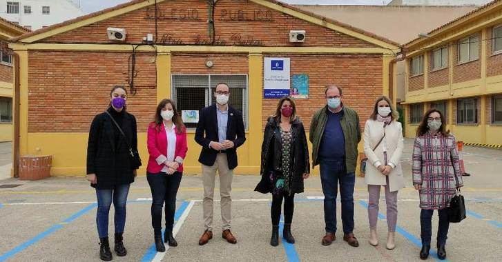 La limpieza de los colegios de la provincia, prioridad absoluta de la Diputación de Albacete