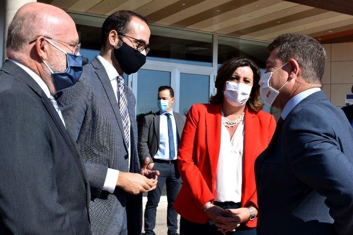 La Diputación de Albacete destaca que el tejido productivo debe ser vital en la recuperación económica