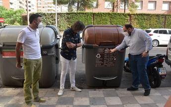 Valoriza comienza la recogida selectiva de materia orgánica en cuatro barrios de Albacete como experiencia piloto
