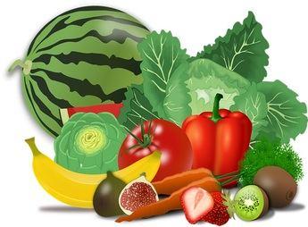 Los beneficios de la ingesta de verduras y hortalizas