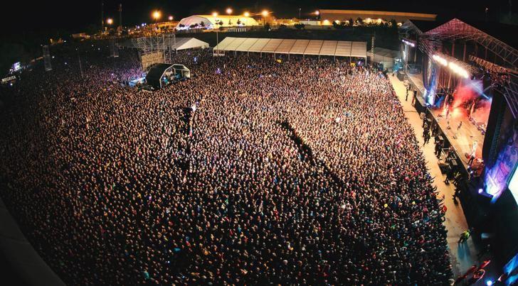 Más de 240.000 visitarán el Viñarock 2019, donde actúan 110 artistas