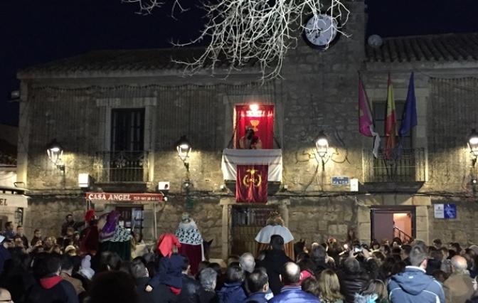 El Auto de Reyes Magos de Vianos (Albacete), declarado de interés turístico regional