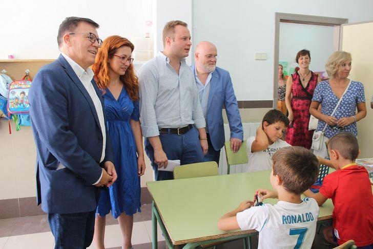 10 Escuelas de Verano de Albacete mantienen abierto su comedor escolar también en verano