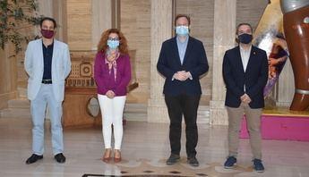 El Ayuntamiento de Albacete ofrece a Afanion el apoyo de los servicios sociales para atender a familias en dificultades