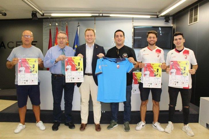 El Ciudad de Albacete de fútbol sala tiene como invitado este año al Jaén Paraiso Interior