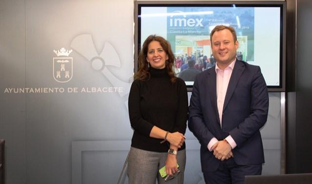 El Ayuntamiento de Albacete ofrece su stand en la Feria IMEX a la empresas de la ciudad