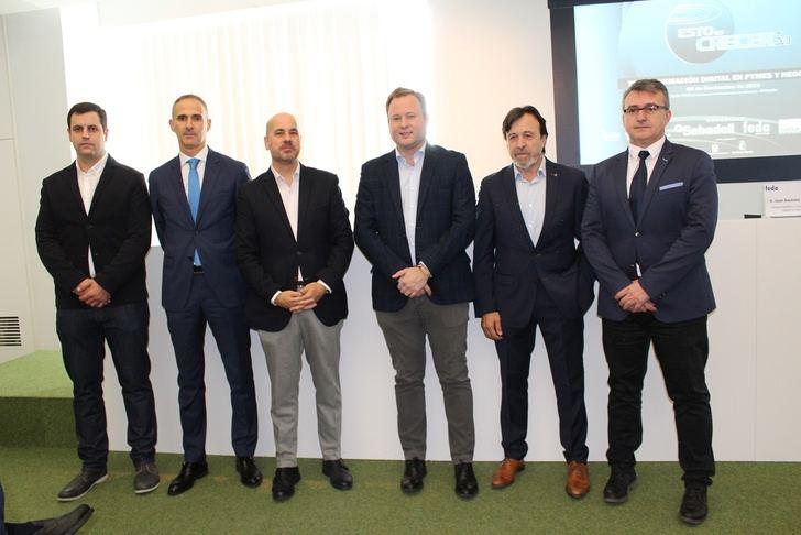 Tercera edición en Albacete de la jornada 'Esto es Crecer', centrada en la transformación digital de pymes y negocios