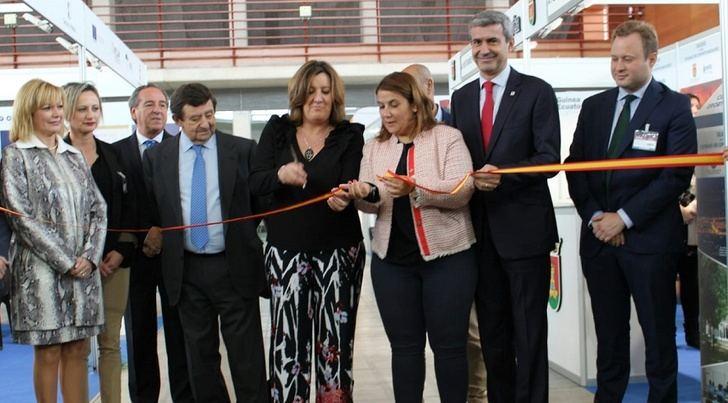 Albacete participa en la Feria IMEX en la que el Ayuntamiento tiene un espacio para las empresas de la ciudad