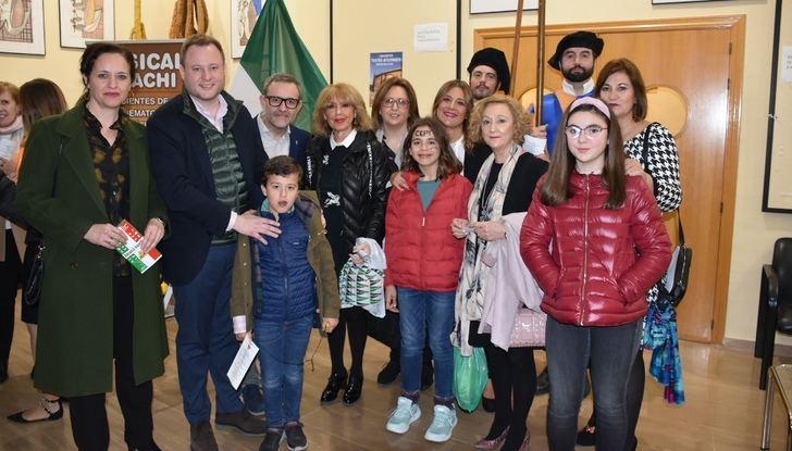 El Ayuntamiento de Albacete valora el trabajo de Los Guachis del Hospital de Albacete