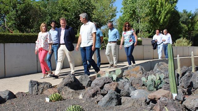 Pablo Ferrandis es el nuevo director general del jardín Botánico de Albacete