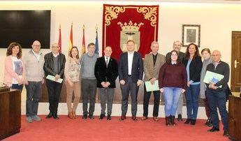 El alcalde de Albacete preside la constitución de la Mesa de Consejeros Locales de Patrimonio Cultural