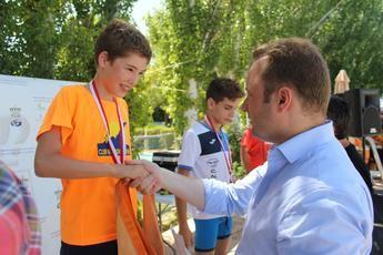 El deporte y los hábitos saludables cuentan con el apoyo del Ayuntamiento de Albacete