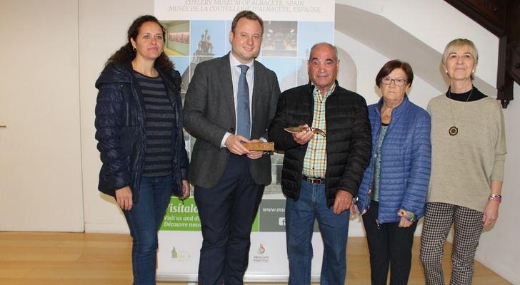 El Museo de la Cuchillería de Albacete está conmemorando su XV aniversario