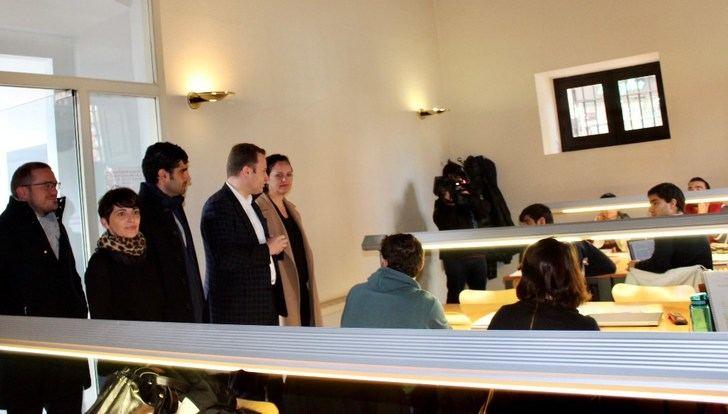 El Ayuntamiento de Albacete amplía el horario de apertura de las salas de estudio de la Posada del Rosario