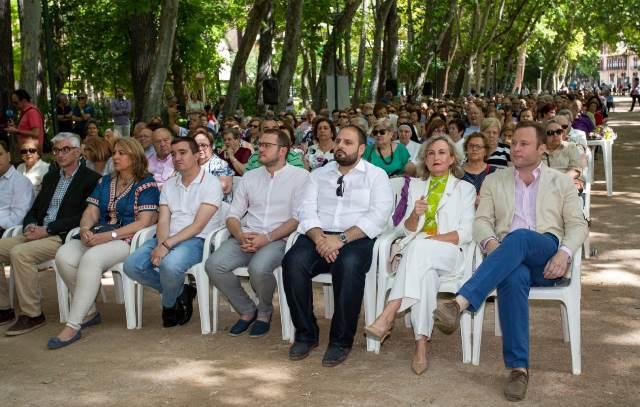 La romería de San Juan de Albacete cumplió este año su 19 edición