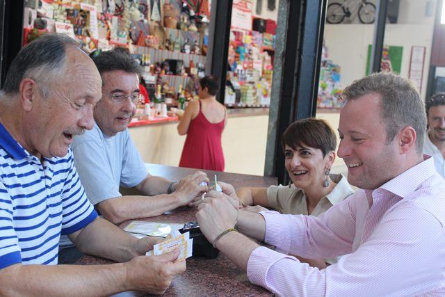La tómbola de Cáritas ya está abierta y es el preámbulo de la Feria de Albacete