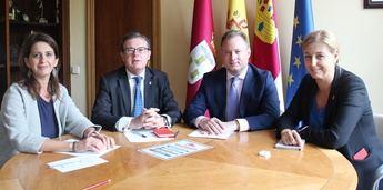 La situación del campus de Albacete, eje de la reunión del alcalde con el rector de la UCLM