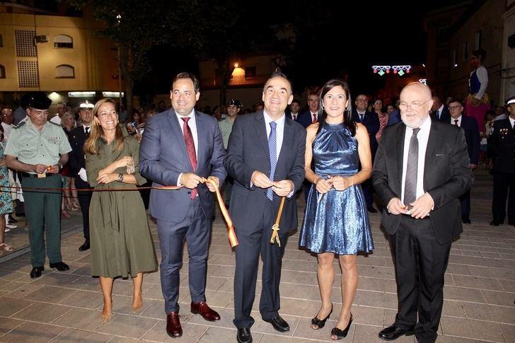 Villarrobledo abrió con diferentes actos la Feria del 2019