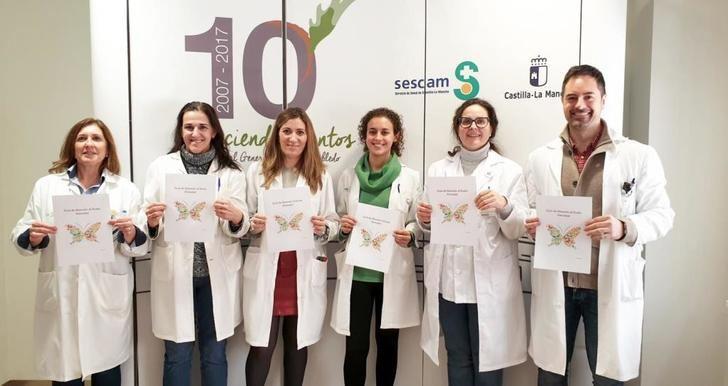 El Hospital de Villarrobledo edita una guía para lograr una atención más humanizada en el de duelo perinatal