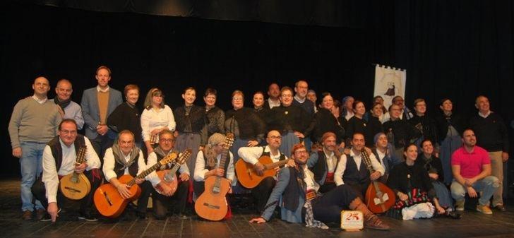 Los grupos de Villarrobledo participan activamente las Jornadas Regionales de Folclore