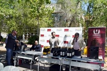 El campus de Albacete celebra la I Cata de Campus 'Unidos por nuestros vinos de la provincia de Albacete'
