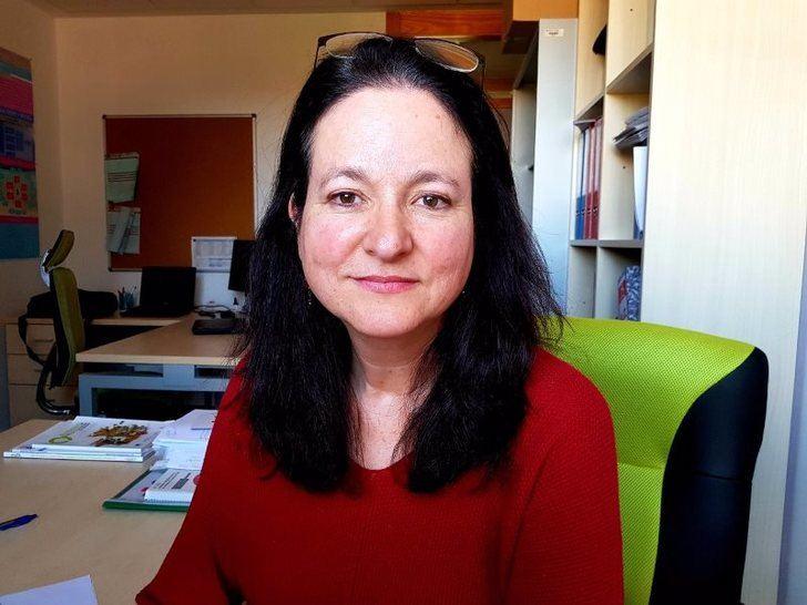 La profesora de la UCLM Virginia Barba-Sánchez, en el Consejo Directivo de Registro de Economía y Transformación Digital