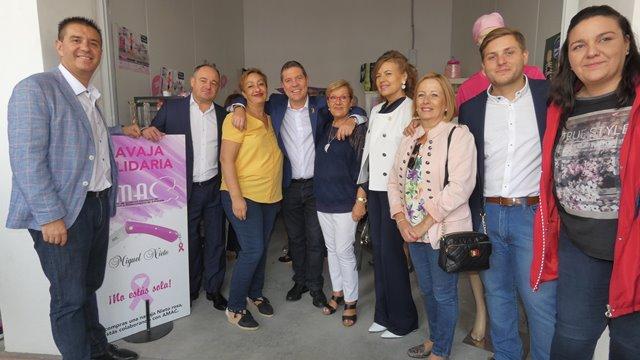 Las asociaciones presentes en la Feria de Albacete dan a conocer su labor