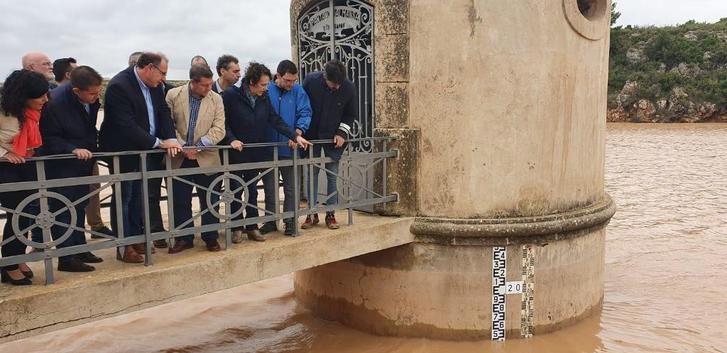 Almansa y Caudete tendrán ayudas de las instituciones tras los destrozos de la gota fría