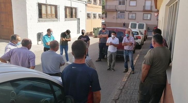 """Los viticultores de la zona de Villarrobledo denuncian precios bajos, """"vergonzosos y de ruina"""""""