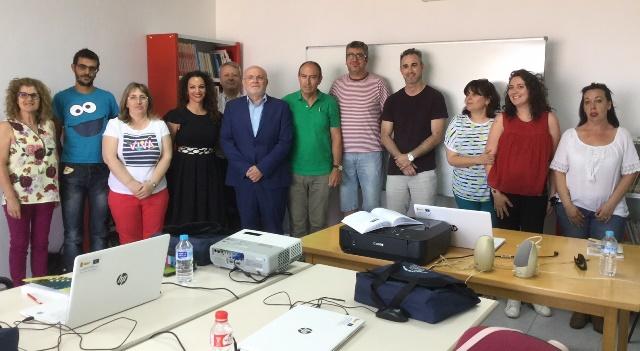 Los talleres de empleo mejoran y modernizan los municipios de la provincia de Albacete
