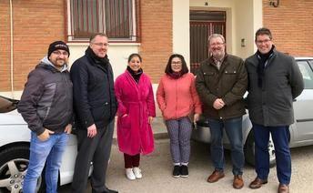 La Junta realiza un informe en las viviendas de su titularidad en La Gineta para acometer reparaciones y mejoras
