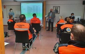 Integrantes de agrupaciones de voluntarios de Protección Civil se forman en Atención Higiénico-Alimentaria en Instituciones