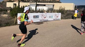 Alrededor de 500 corredores participaron en la segunda edición de la Vuelta al Tolmo de Minateda, en Hellín