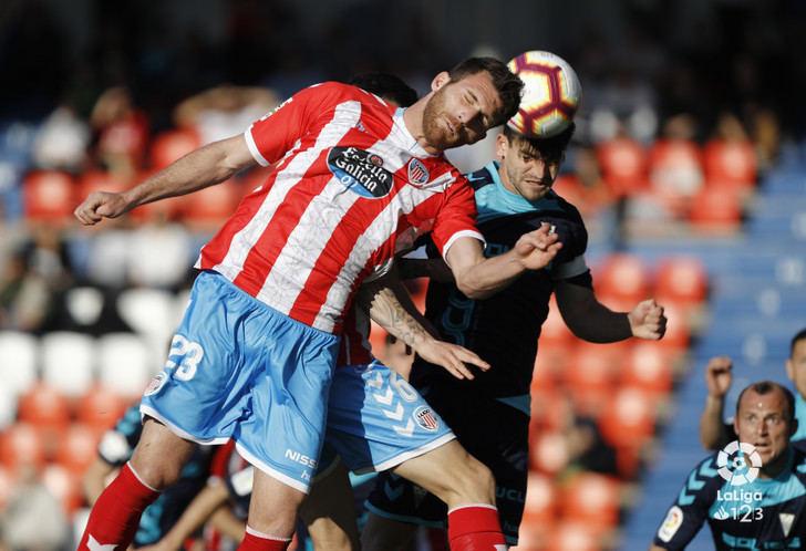 El Albacete golea al Lugo en un partido en el que destacó por su acierto (0-3)