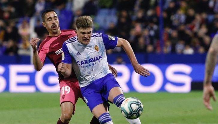 La gran actuación de Tomeu y una inmensa fortuna dieron la victoria al Albacete en Zaragoza en el minuto (0-1)